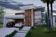 460_02 - Studio del Valle - Arquitetura - Casa Campinas Swiss Park